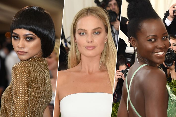 You won't be able to forget these Met Gala beauty looks.