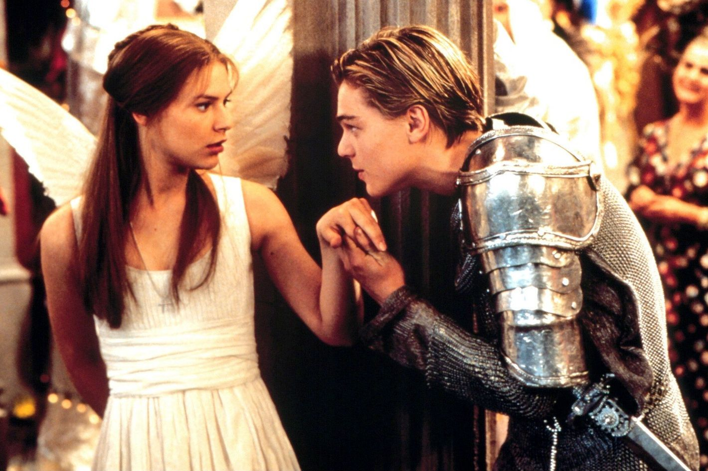 """Based on William Shakespeare's Romeo & Juliet, the track """"Lovefool"""" by The Cardigans"""