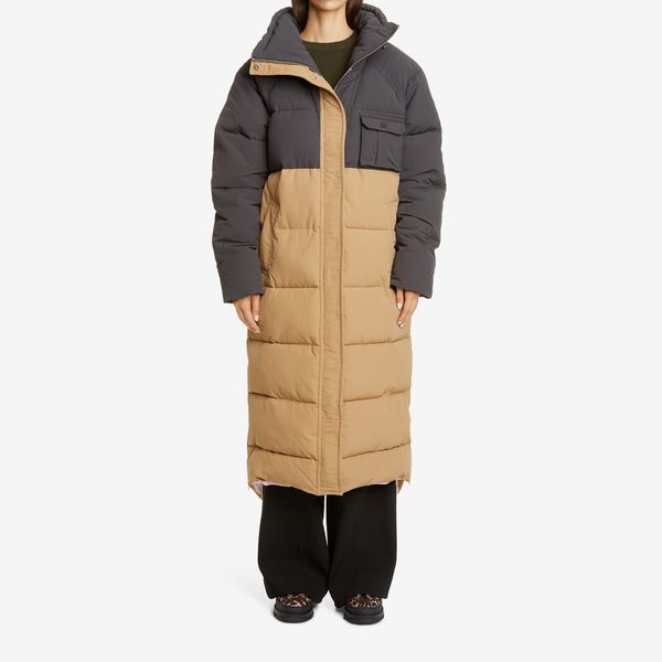 Ganni Heavy Tech Puffer Coat