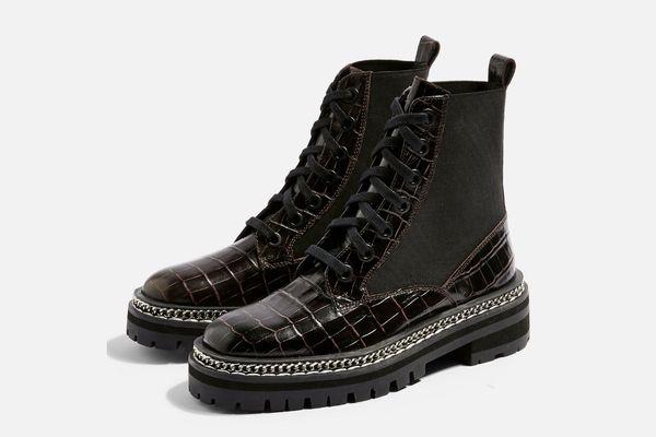 Ashton Low Ankle Boots