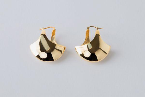 Nanni Gold Earrings