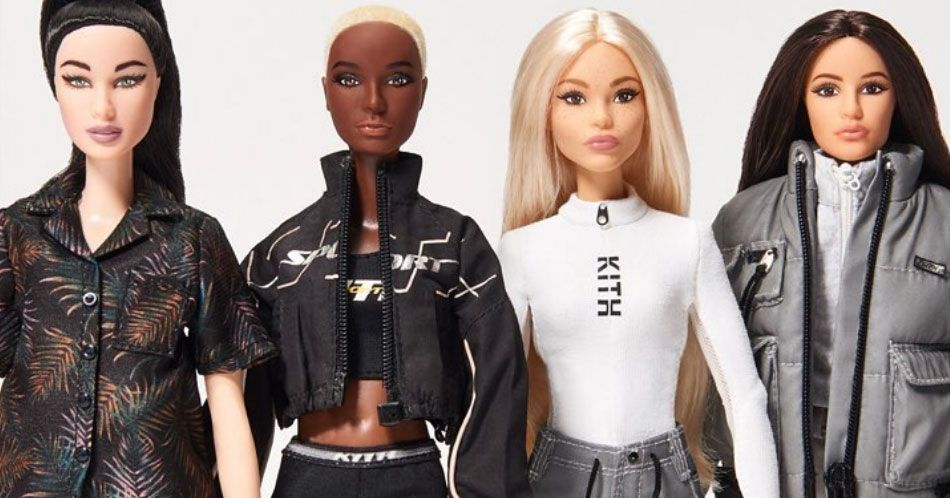 Barbie's Latest Makeover Is Mostly Juvéderm