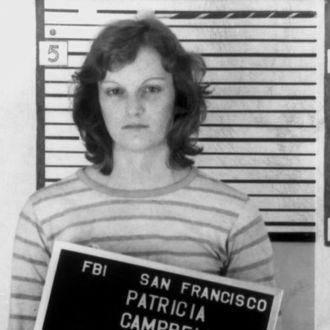 Patty Hearst Mugshot