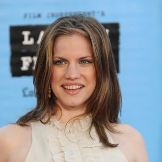 Actress Anna Chlumsky arrives for the world premiere of