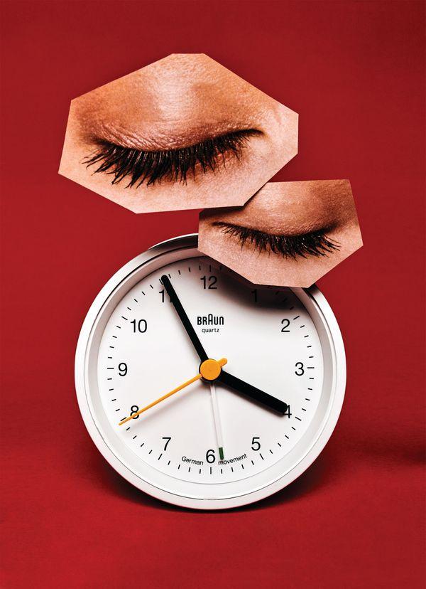 Braun BNC012 alarm clock
