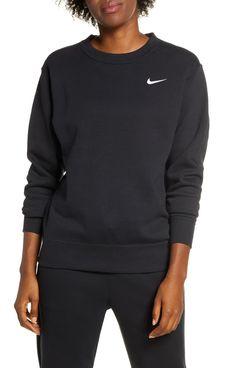 Nike Sportswear Essential Loose Fit Fleece Sweatshirt