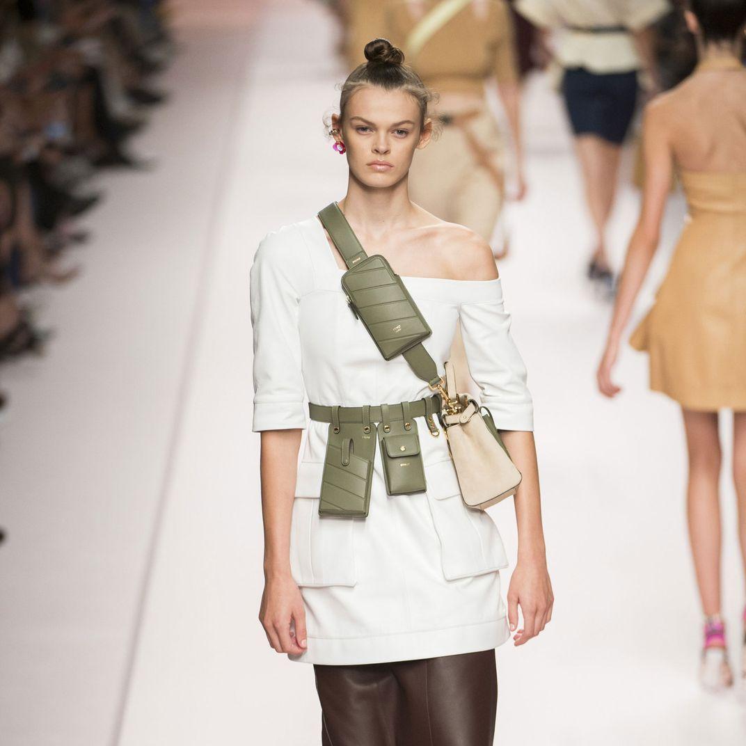 4f1772c03ea Prada and Fendi Milan Fashion Week Spring 2019 Review