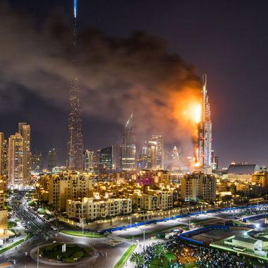 Could the dubai skyscraper fire happen in new york for New hotels in dubai 2016