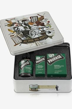Proraso 4-Piece Beard Refresh Gift Set
