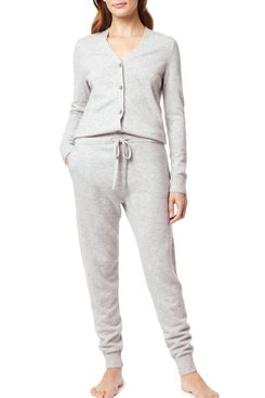 The White Company Cashmere Jumpsuit