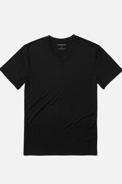 Unbound Merino Wool V-Neck T-Shirt