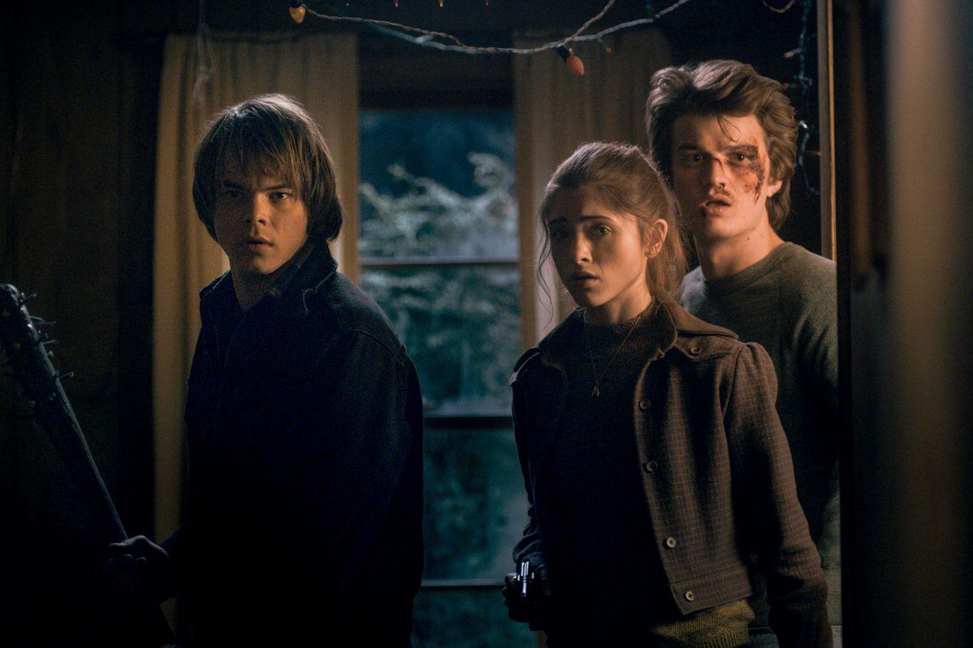 Stranger Things Season Finale Recap: Same As It Ever Was
