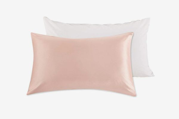 LilySilk 100% Pure Mulberry Silk Pillowcase