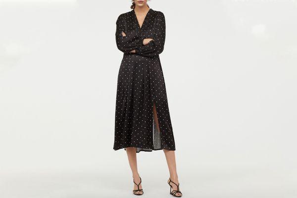 H&M Calf-Length Dress