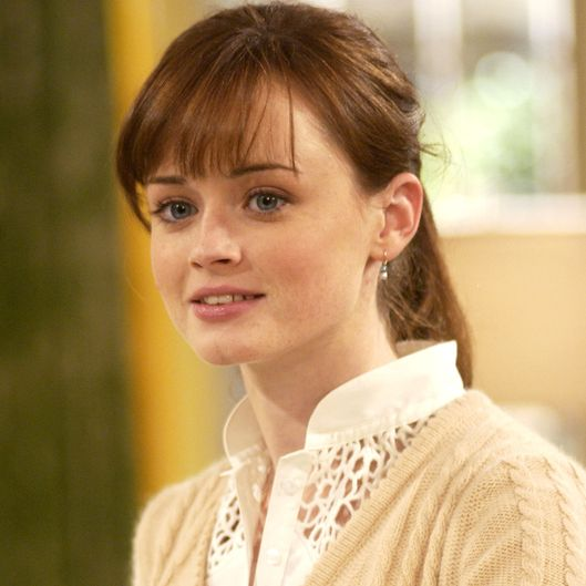 surprise rory gilmore is a teacher now vulture