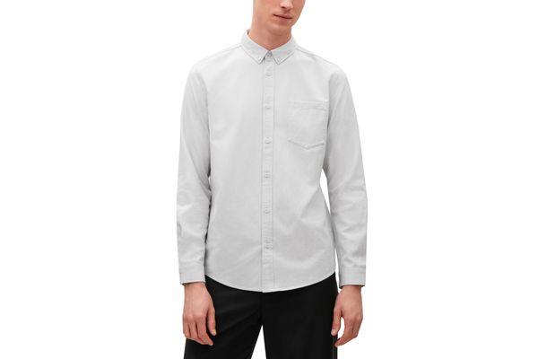 COS Button Collar Shirt
