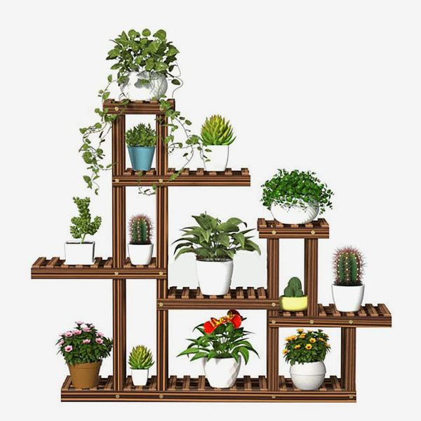 Linyi Wooden Plant Stand