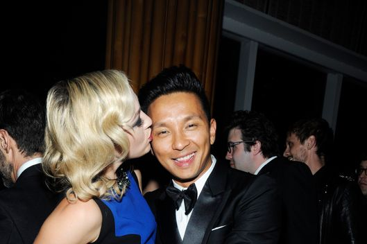 Prabal Gurung attends 2012 CFDA Fashion Awards at Boom Boom Room on June 4, 2012 in New York City.