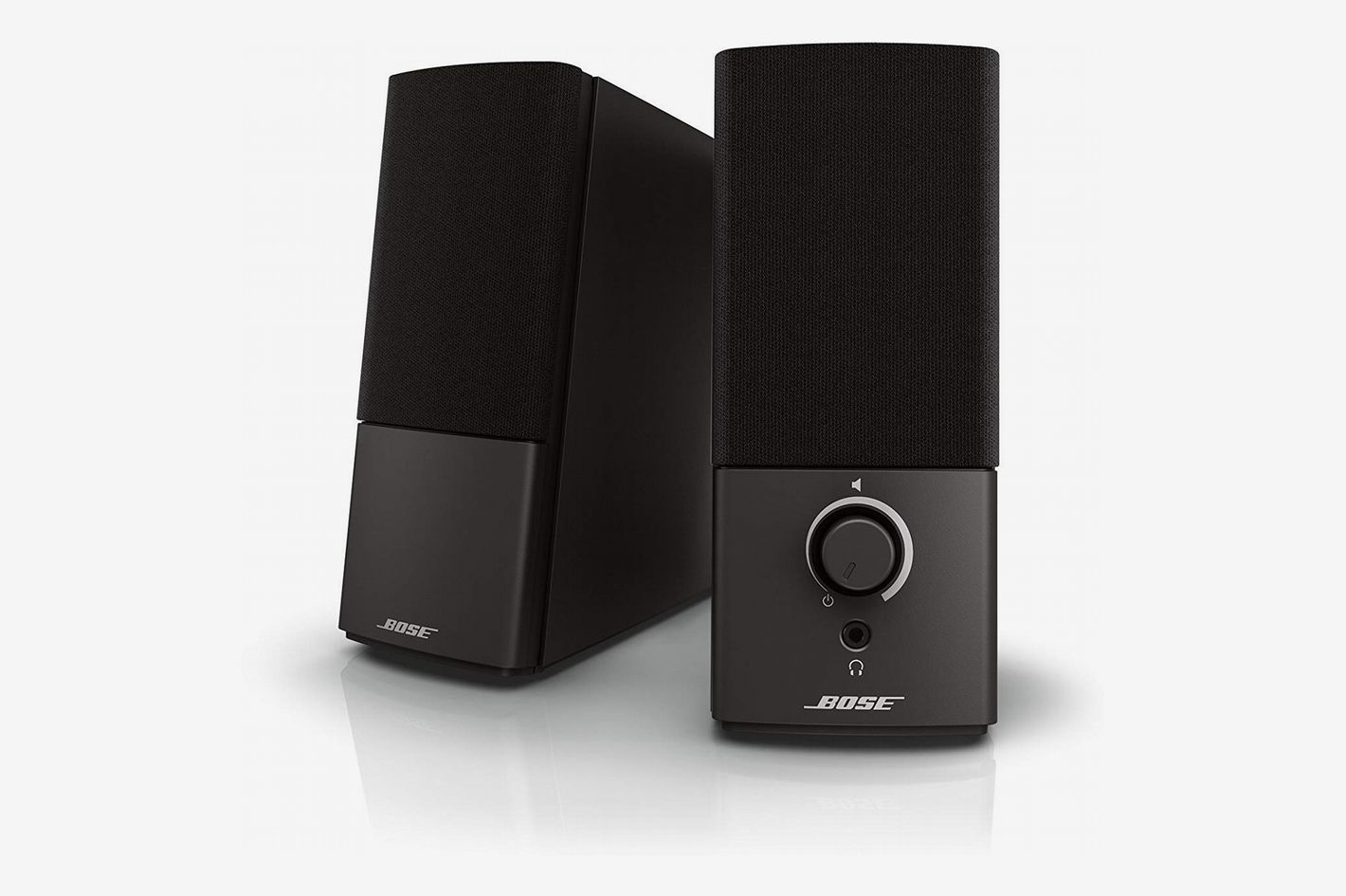 Bose Companion 2 Series III Multimedia Speakers (with 3.5mm AUX & PC input)