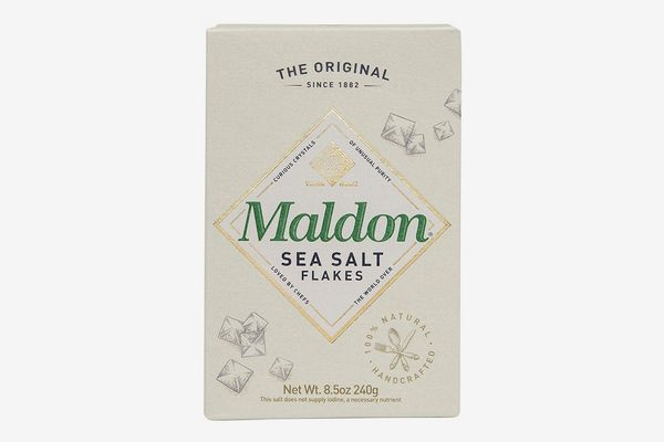 Maldon Salt Company, Sea Salt Flakes, 8.5 Ounce