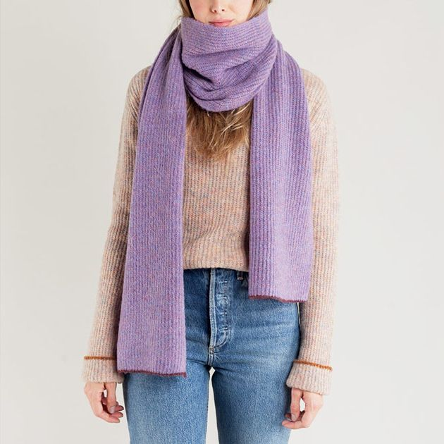 cfa2cfa6a Our winner, the Paloma Wool Gianna scarf. Photo: Courtesy of the retailer.