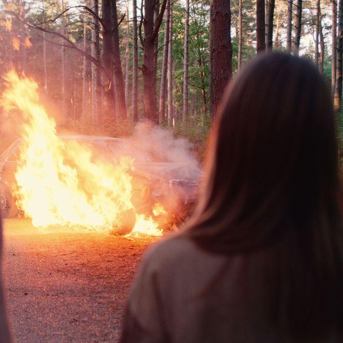 The End Of The Fing World Recap Season 1 Episode 2