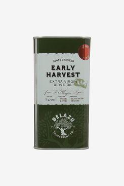 Belazu Early Harvest Olive-Oil Tin, 1 Litre