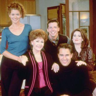 Debra Messing, Will & Grace Cast Remember Their Co-star Debbie Reynolds