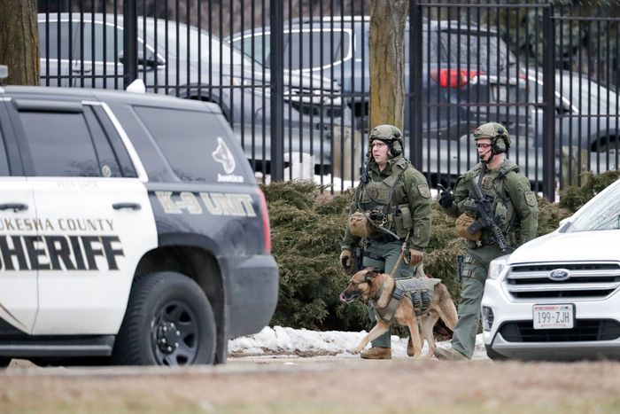 Gunman Kills 5 Co-Workers at Molson Coors in Milwaukee