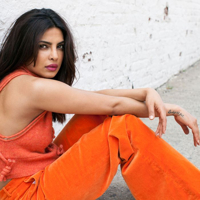 Priyanka Chopra On Ambition Hard Work And The Fresh Prince Of Bel Air
