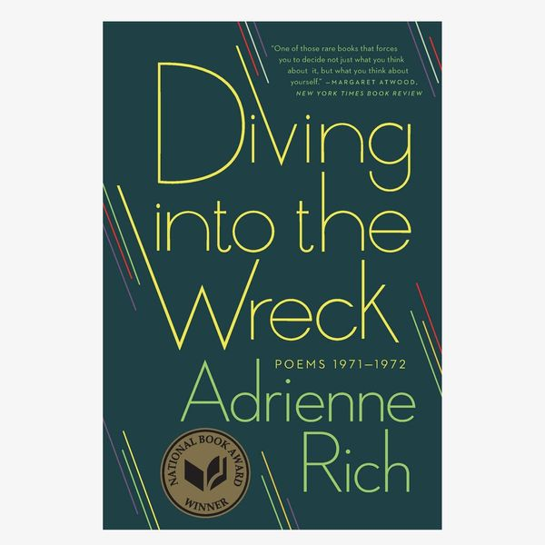 Diving Into the Wreck: Poems 1971-1972 by Adrienne Rich