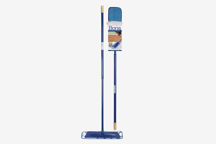 The Bona Mop That Comes As Part Of Multi Care Kit Covers Way More Ground Than A Swiffer