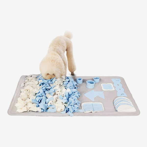 Snuffle Mat for Small Large Dogs Nosework Feeding Mat