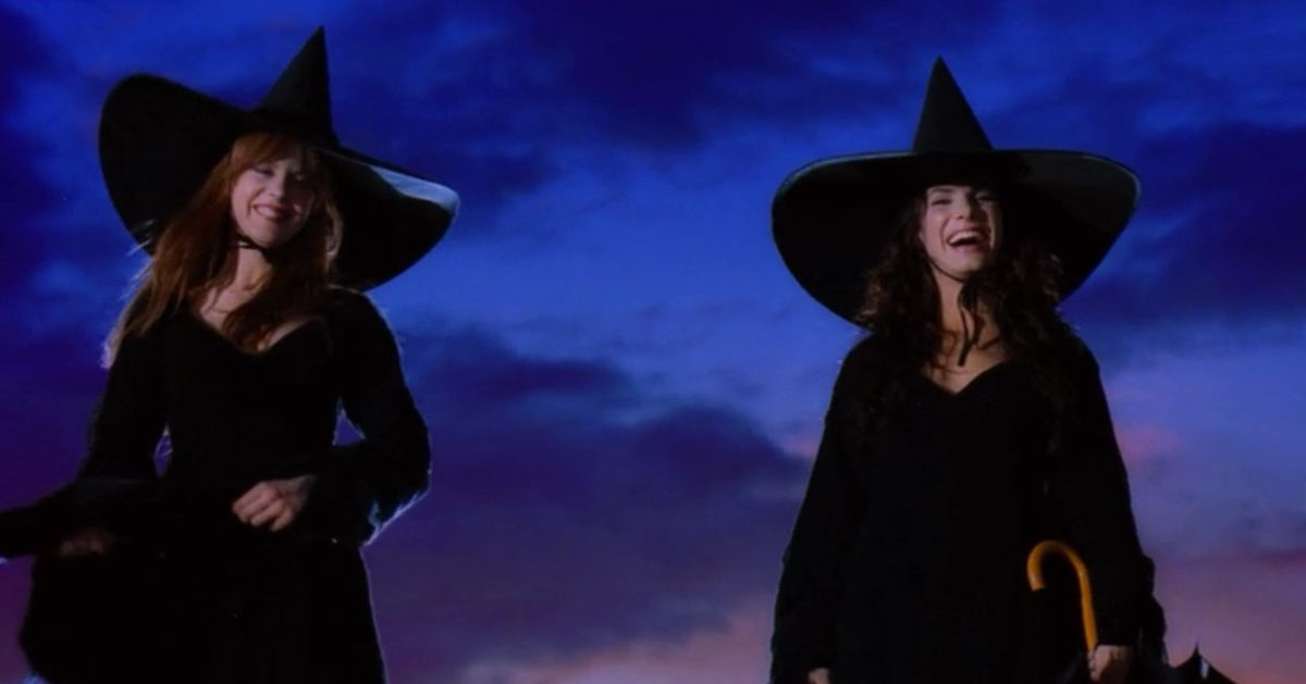 The True Story of How Practical Magic Got Cursed By a Witch