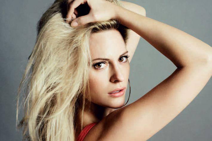 Aimee Mullins.