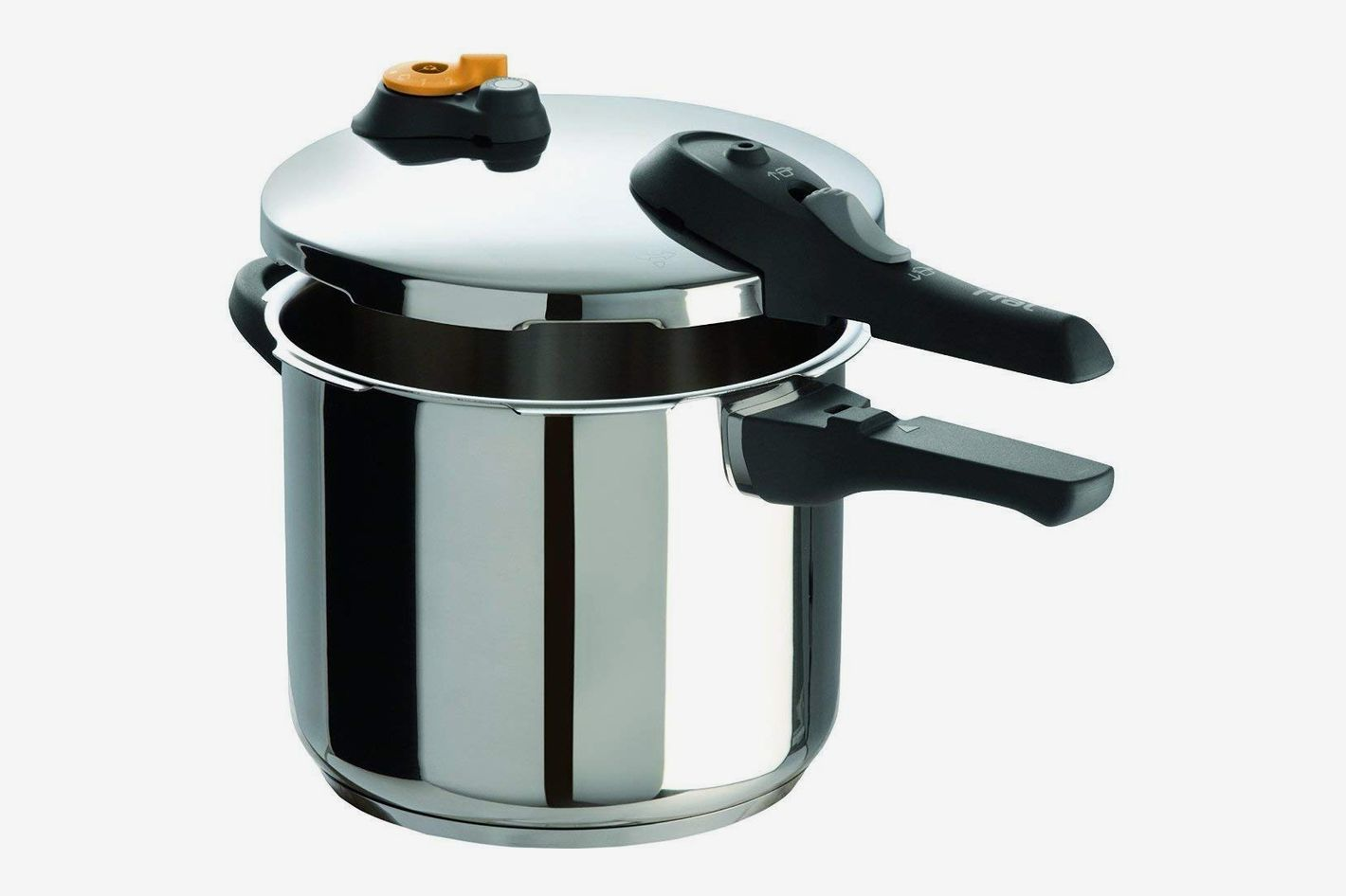 T-fal Pressure Cooker, Pressure Canner With Pressure Control