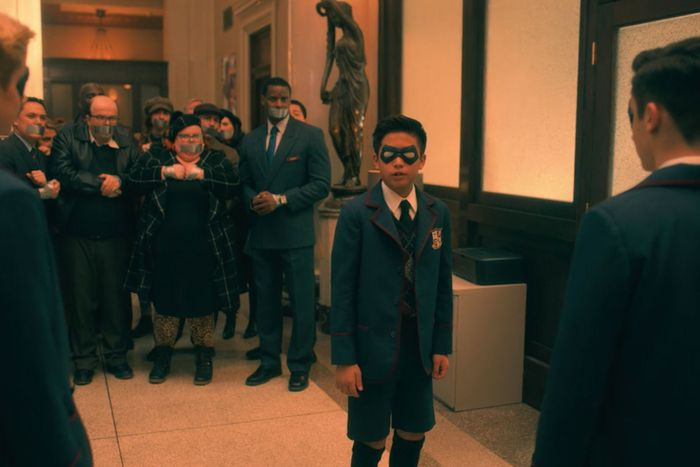9788d61155 What The Umbrella Academy TV Show Changed From The Comics