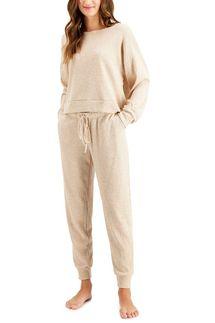 Jenni Waffle Knit Pajama Set