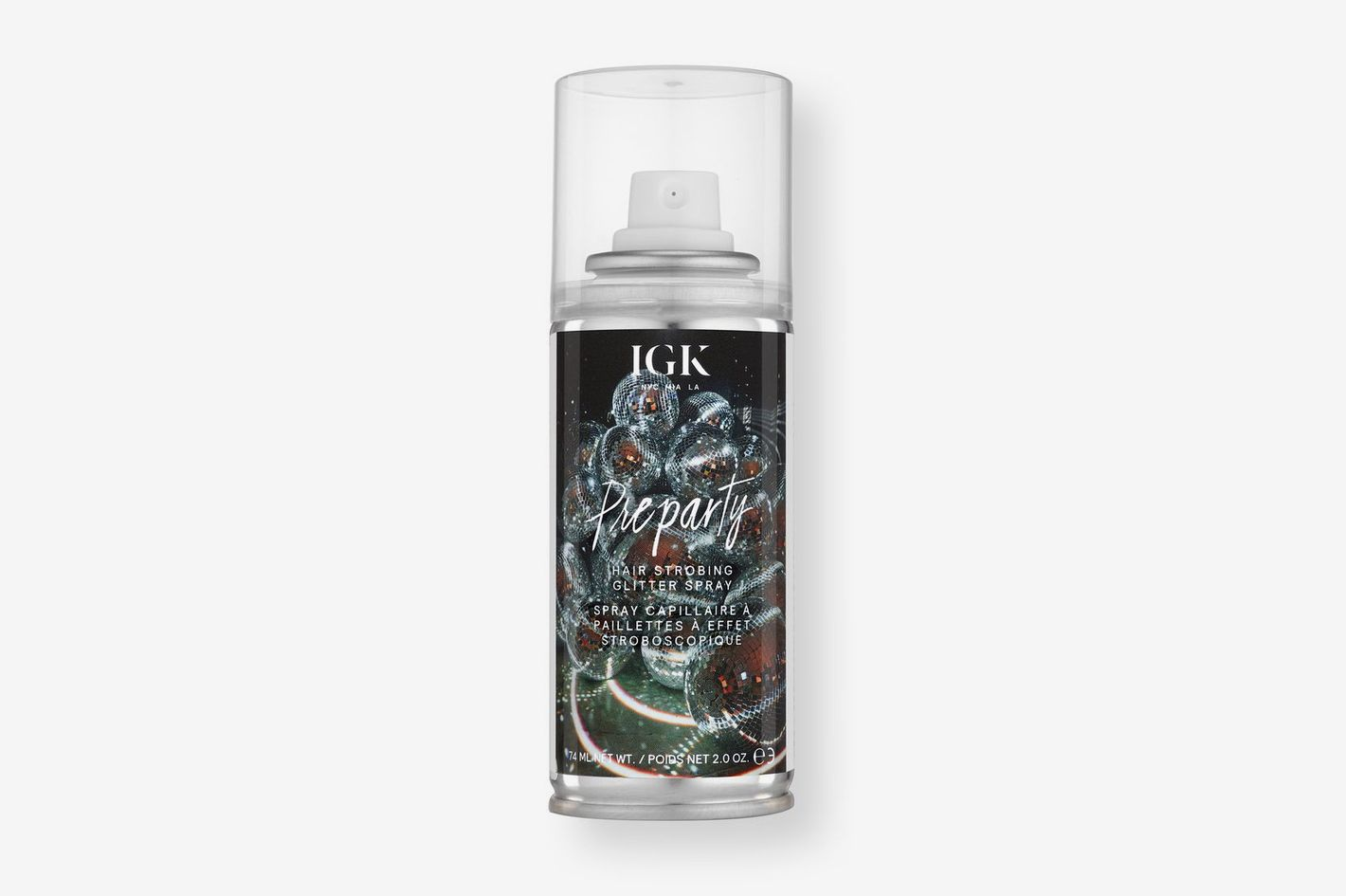 IGK Preparty Hair Strobing Glitter Spray