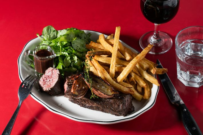 The Absolute Best Steak Frites In Nyc
