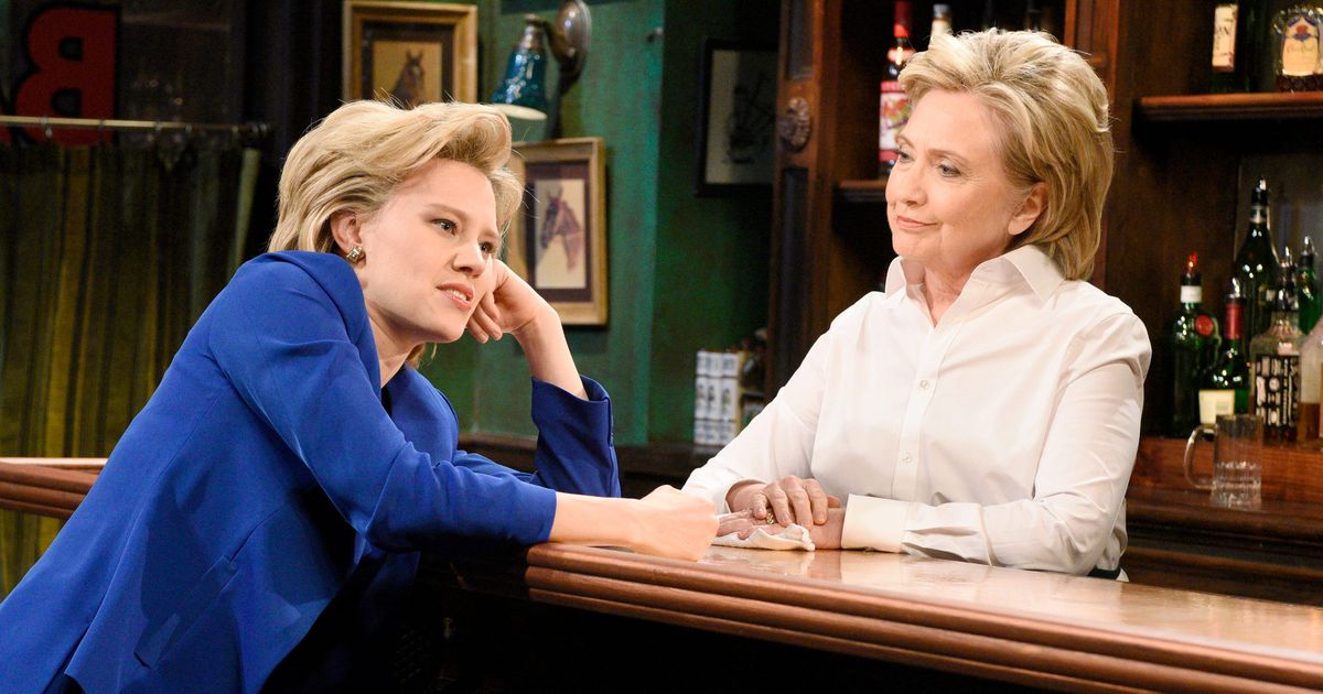 The 10 Best Saturday Night Live Sketches About Hillary Clinton