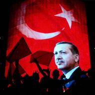 Turkey stand against failed coup attempt