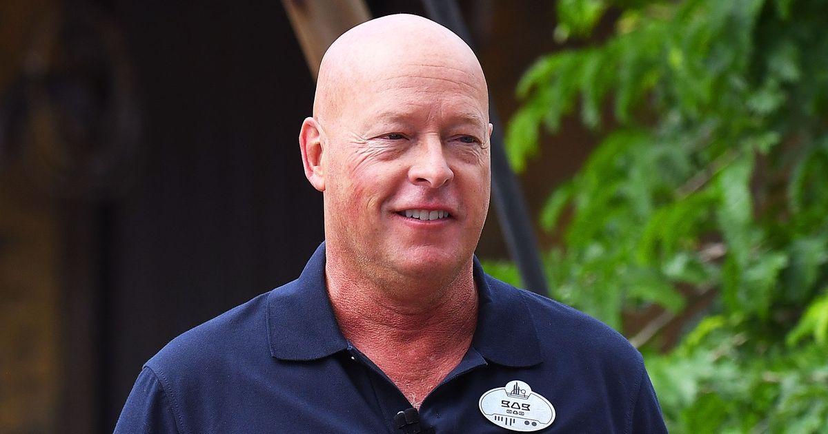 Disney Names Bob Chapek New CEO, Bob Iger Steps Down