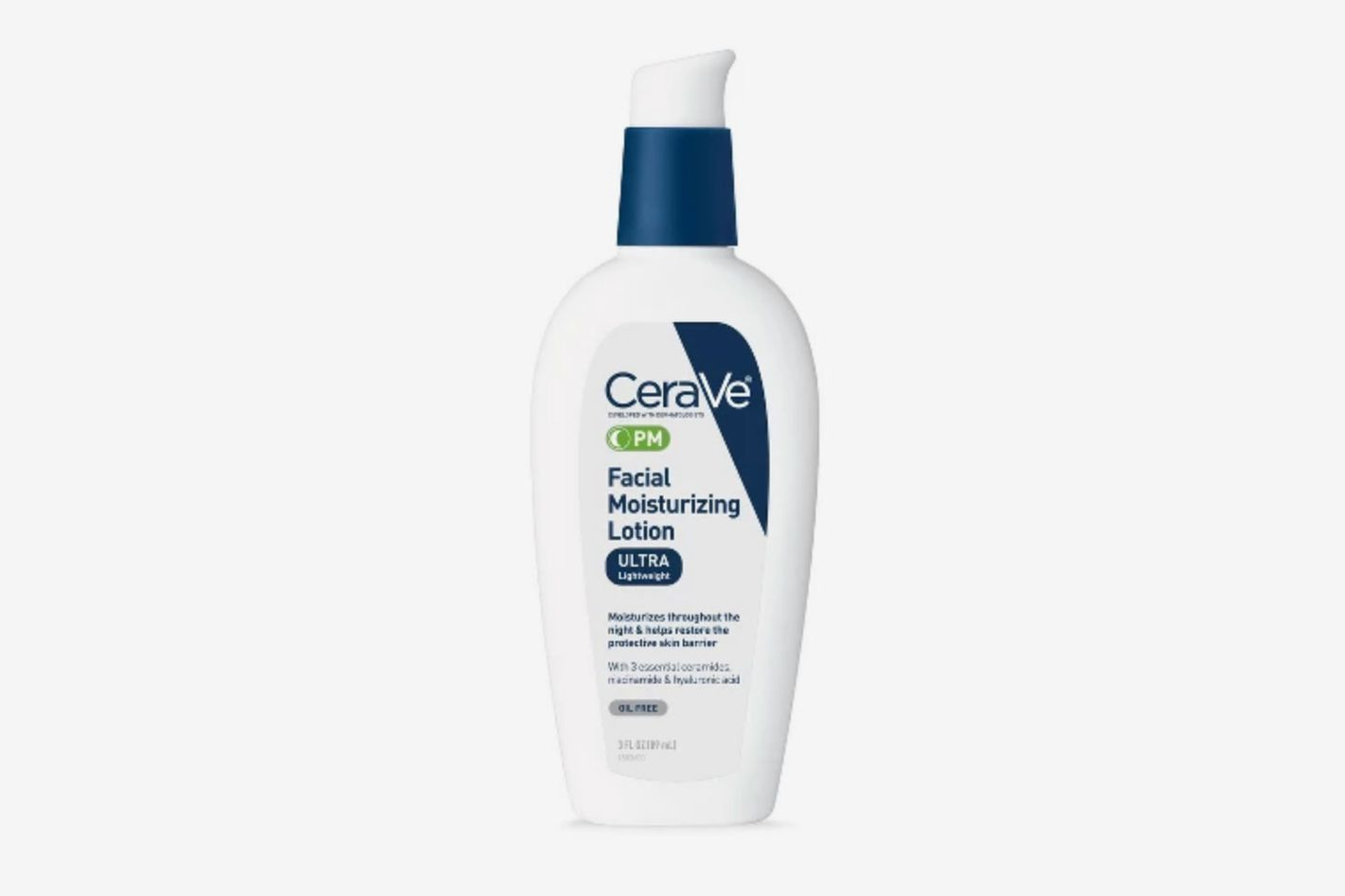 Unscented CeraVe Daily Moisturizing Lotion for Normal to Dry Skin