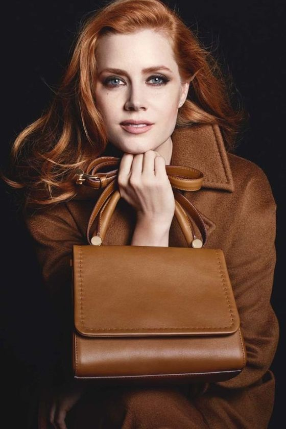 <b>Model:</b> Amy Adams  <b>Photographer: </b>Mario Sorrenti