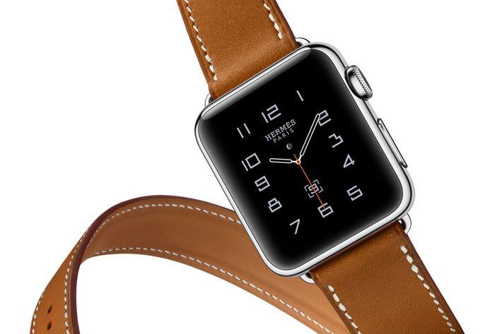 Hermes Apple Watch, anyone?