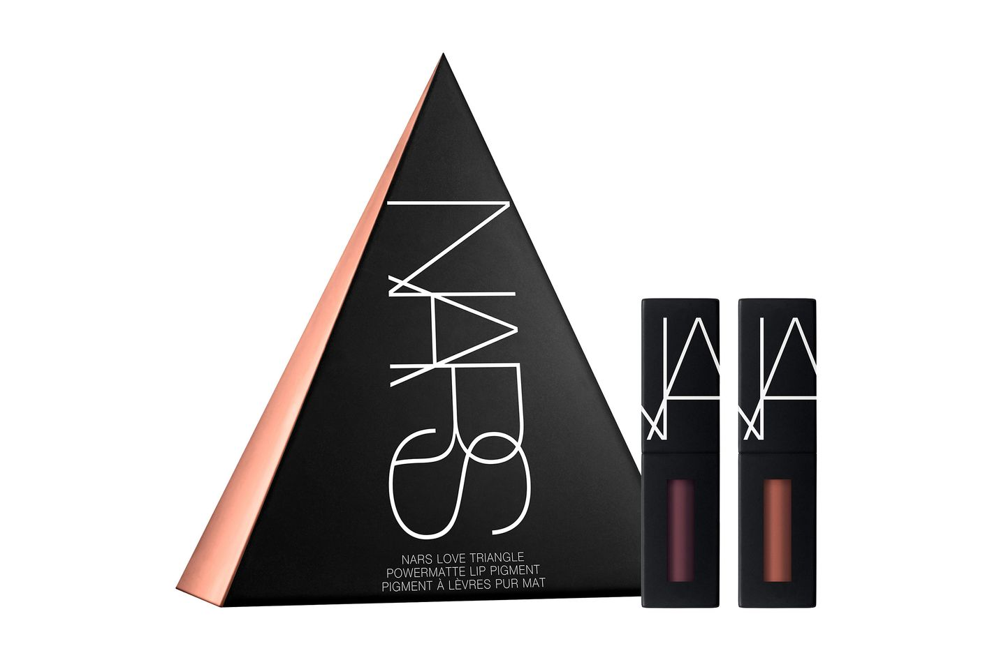 NARS PowerMatte Lip Pigment Duo Love Triangle