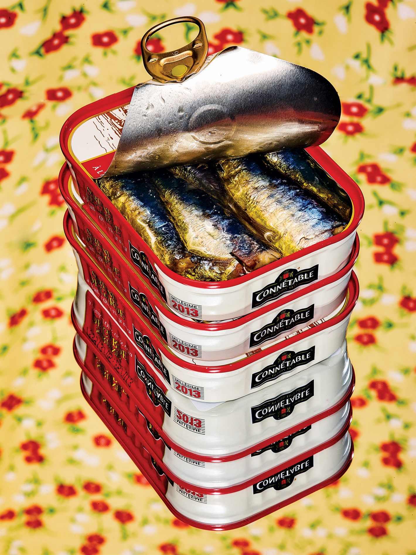 Connétable Sardines - 2013 Vintage