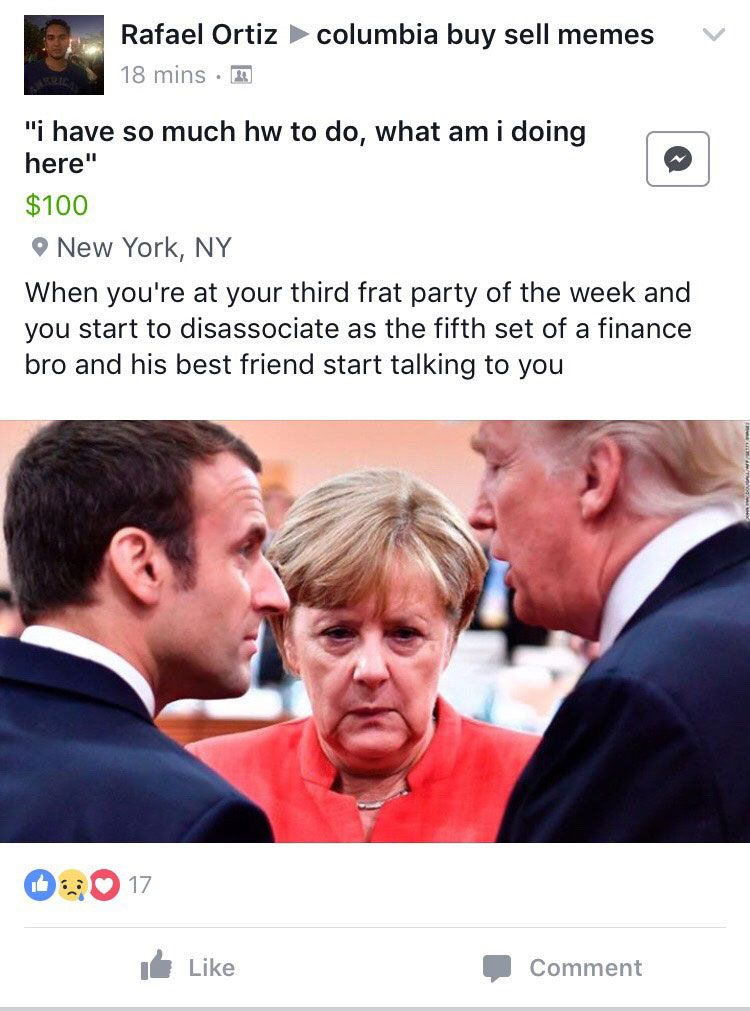 meme7.nocrop.w710.h2147483647.2x martin shkreli, teens, and college facebook meme groups,Some Memes Write Themselves