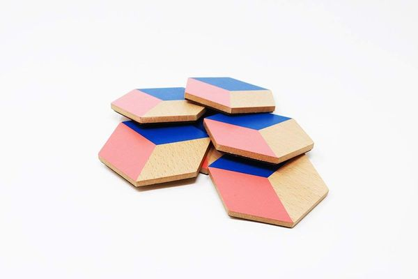Areaware Table Tiles, Set of 6